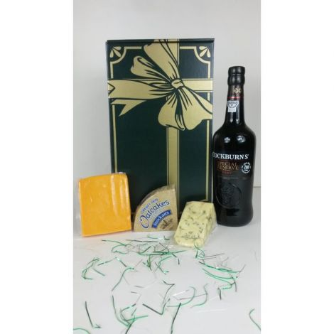Cockburns Special Reserve Port & Cheese  £17.99 + £2.47 VAT Early Bird Price £13.99 + £2.05 VAT