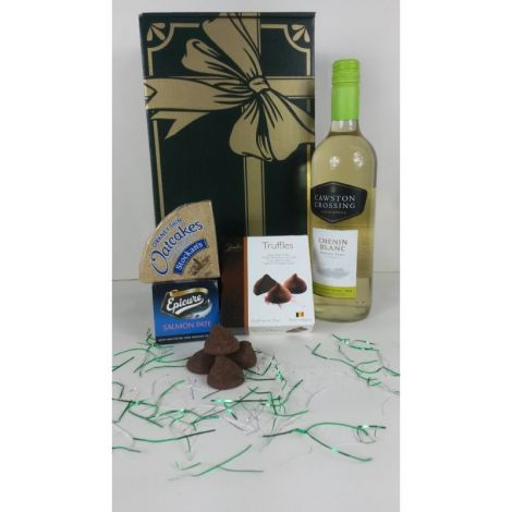 White Wine, Truffles & Pate (£14.39 + £2.18 VAT) Early Bird Price £10.99 + £1.64 VAT
